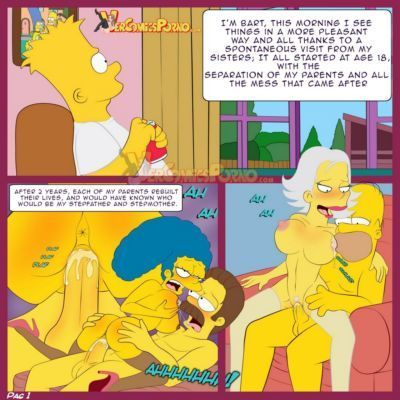 The Simpsons 1 - A Visit From The Sister…