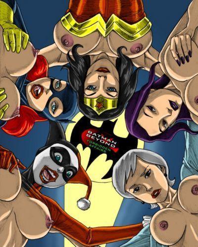 Süper kahraman xxx