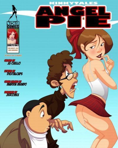 Kinky Tales- Angel Pie, JKRcomix