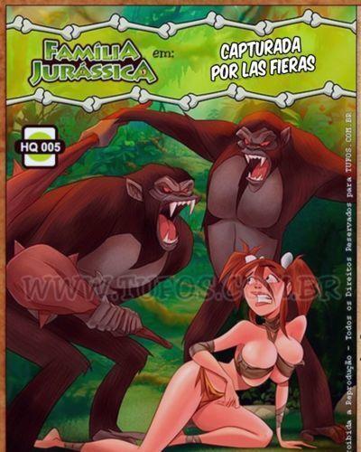 Tufos- Familia Jurassica 5