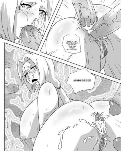 Naruto X Tsunade - part 2