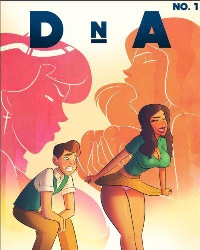 Jab Comix – DNA
