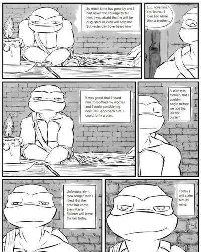 Gay and yaoi