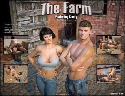 Blackadder- The Farm