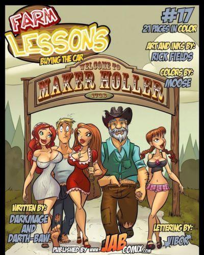 Jab Comix – Farm Lessons 17