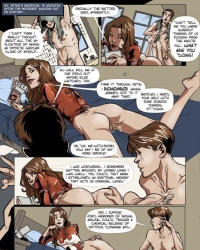 Spider-man-porno