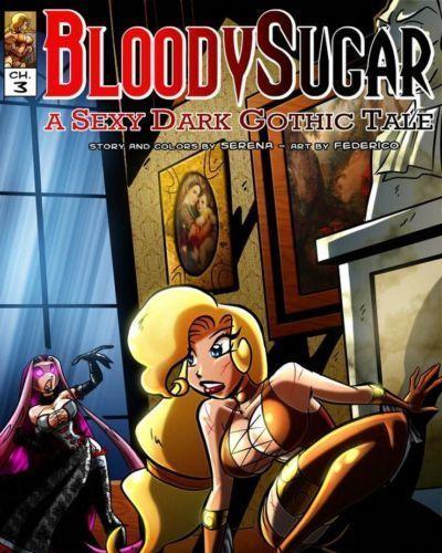 кровавый Сахар 3-4