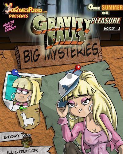 Gravity Falls Big Mysteries-English