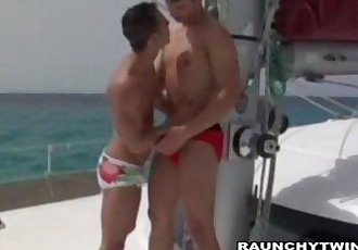 Smoking Hot Twink Fucking Gay Sailing