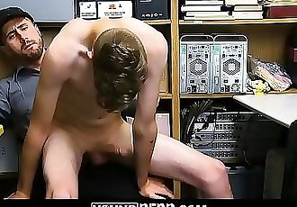 Hot daddy bangs gorgeous blond twink boy-YOUNGPERP.COM 8 min 720p