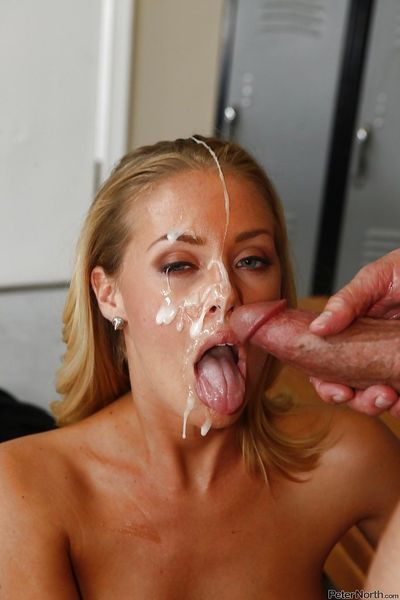Stupendous blonde Nicole Aniston gets her pussy licked and slammed hardcore - part 2