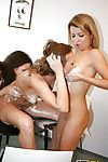 Letch teenage sluts going wild and getting down at the house party - part 2