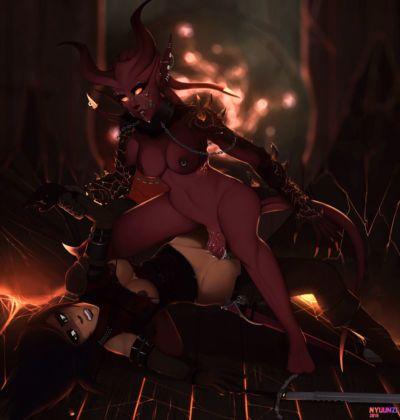 Warcraft shemale
