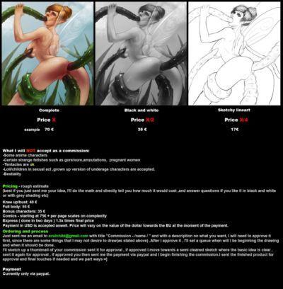 Artist - Evulchibi - part 6