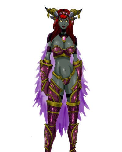 Great World of Warcraft collection - part 7