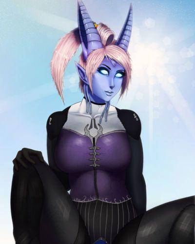 World of Warcraft Mixed Futanari/Shemale and Traps - part 13