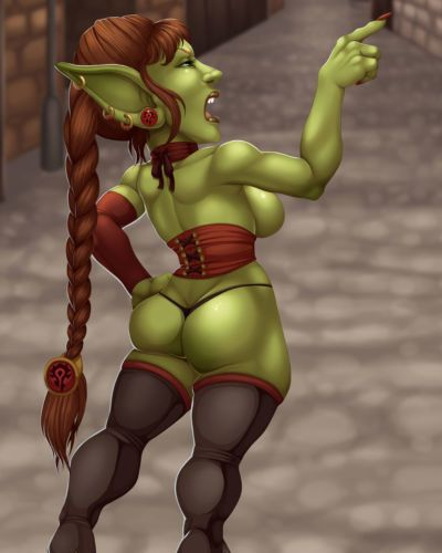 Goblin Girls - part 18