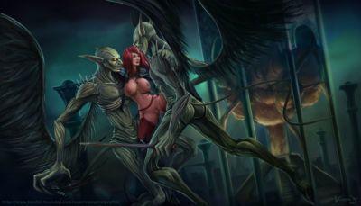 Artist - Vempire - part 12