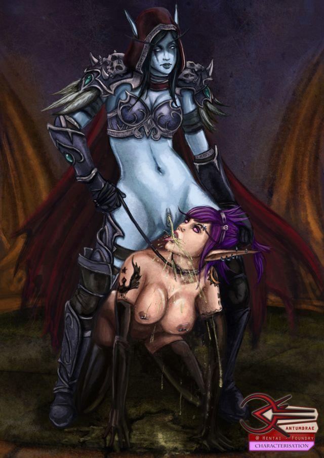 Sylvanas porn wow Search Results