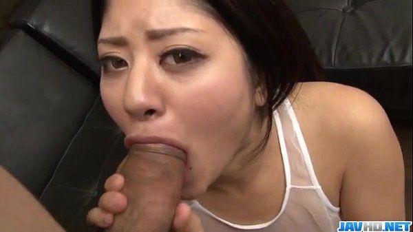 Mind blowing oral sensations with Konatsu Hinata