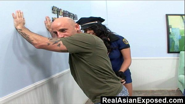 RealAsianExposed – Police asian bitch can\