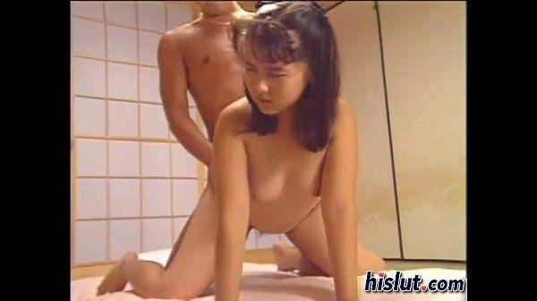 This slut likes hard sex