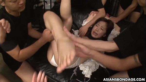 Cumming in the bitch who got sexually handled