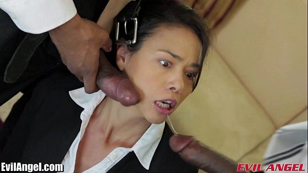 EvilAngel Asian in BBC Threesome HD