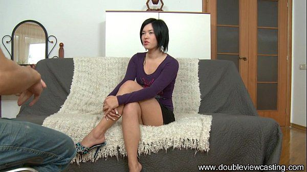 DOUBLEVIEWCASTING.COM SEXY NETTA MOANS LOUDLY HD