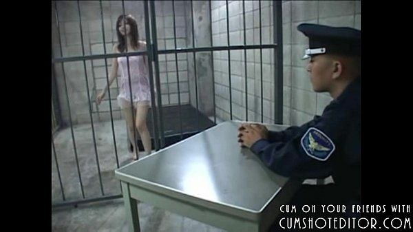 Submissive Teen In Prison Pleasing Cock