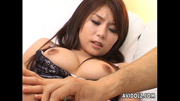 Asian bimbo getting her wet cunt toyed and finger fucked
