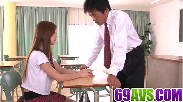 Steamy fuck at school with insolent Nozomi Nishiyama