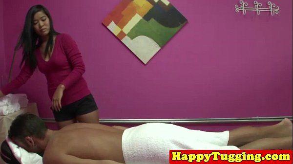 Real nuru masseuse spoiling dick HD