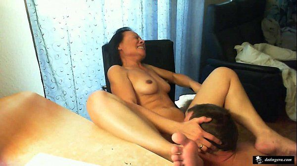 Thai mature in action