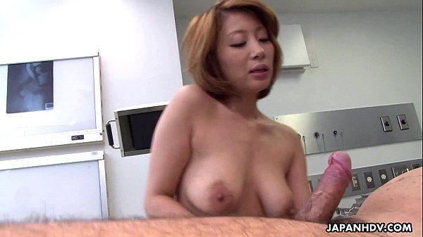 Astonishing Asian slut rides the cock on the floor HD