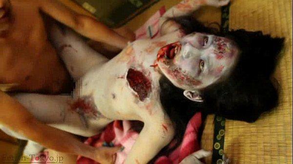 Zombie DEATH PORN japan