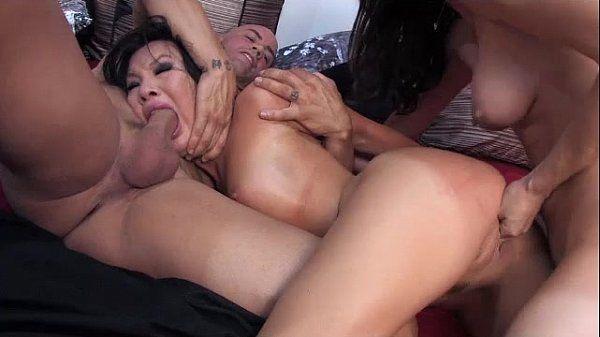 Asa Akira And Dana Get Fucked