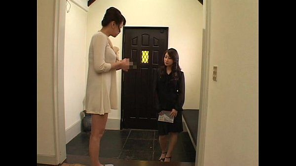 Japanese Lesbians Humiliate Neighbours