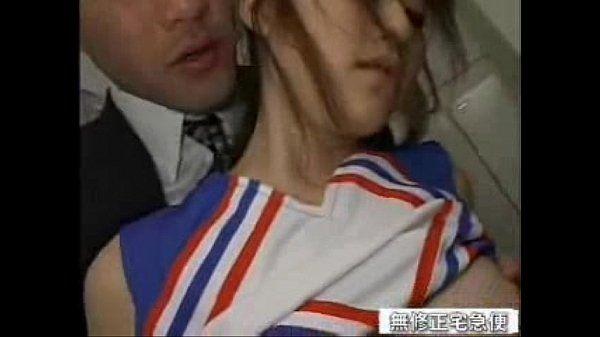 Asian schoolgirl fucked in the locker room