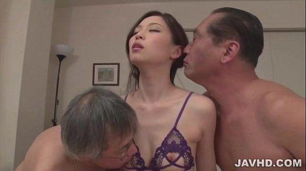 Misaki Yoshimura Slim Japanese peachy tits
