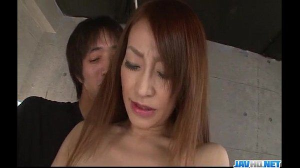 Yuu Kusunoki likes having her wet vag drilled hard