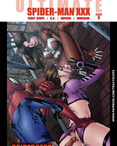 Bayushi Spidercest 8 (Spider-Man)