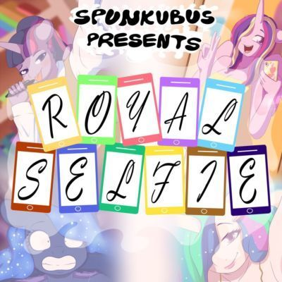 Spunkubus Royal Selfie (My Little Pony: Friendship is Magic) - part 3