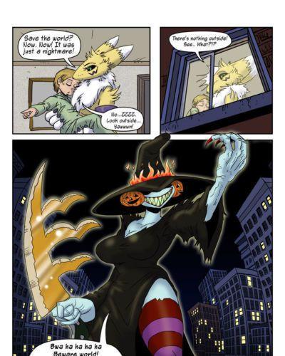 Henbe Like Family (Digimon) - part 4