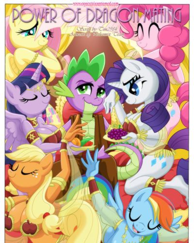 Palcomix The Power Of Dragon Mating (My Little Pony Friendship Is Magic)