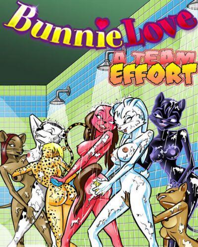 bunnie love vol.03