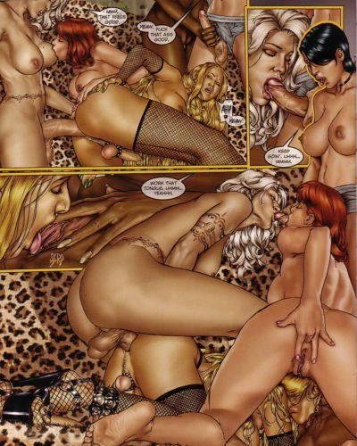 Christian Zanier Honey Lickers Sorority (Color) - part 2