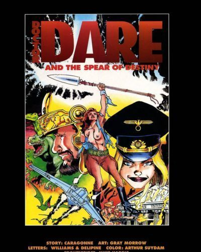 (Gray Morrow) Doctor Dare 02 The Spear of Destiny