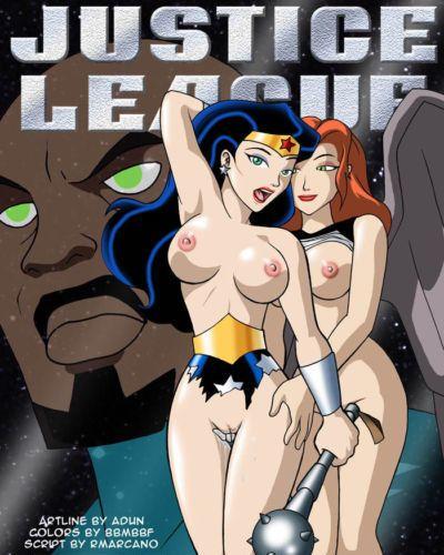 Palcomix Justice League