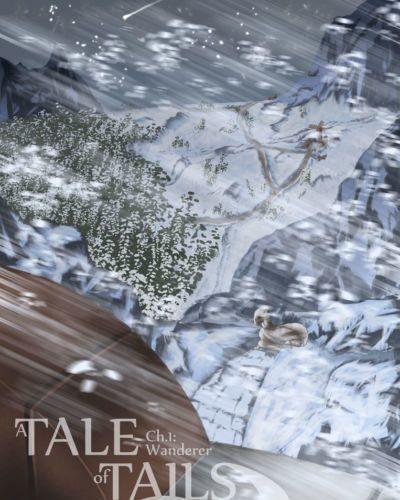 Ferretta A Tale of Tails: Chapter 1 - Wanderer